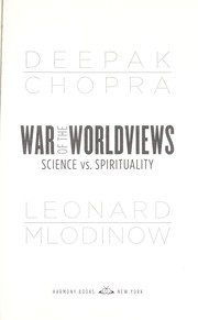 Cover of: War of the worldviews