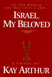 Cover of: Israel, My Beloved