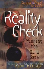 Cover of: Reality check