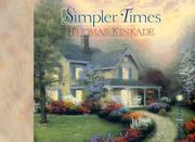 Cover of: Simpler times