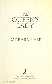 Cover of: The Queen's lady