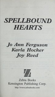 Cover of: Spellbound hearts