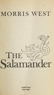 Cover of: The salamander | Morris West