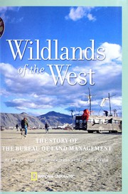 Cover of: Wildlands of the West |