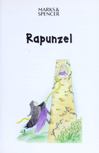 Rapunzel by Gaby Goldsack