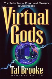 Cover of: Virtual gods |