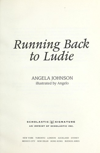 Running Back to Ludie by