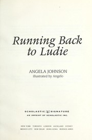 Cover of: Running Back to Ludie |