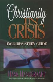 Cover of: Christianity in crisis