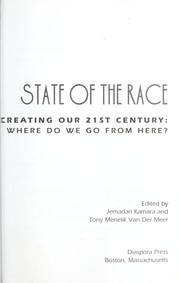 Cover of: State of the Race |