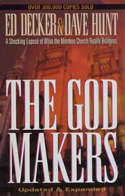 Cover of: The God makers | Ed Decker