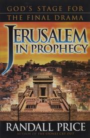 Cover of: Jerusalem in prophecy