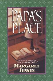 Cover of: Papa's place