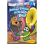 Cover of: Junior battles to be his best | Karen Poth