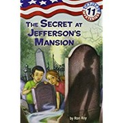 Cover of: The Secret at Jefferson's Mansion
