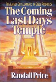 Cover of: The coming last days' Temple