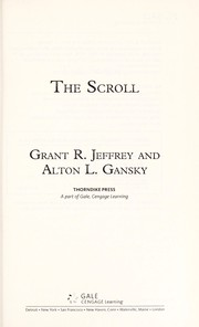 Cover of: The scroll