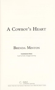 Cover of: A cowboy's heart
