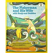 Cover of: The fisherman and his wife, with Benjy and Bubbles | Ruth Lerner Perle