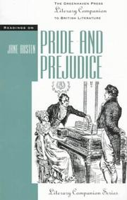 Cover of: Literary Companion Series - Pride and Prejudice