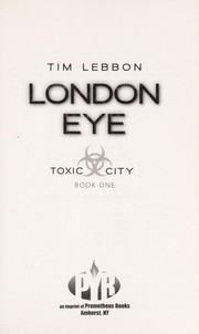 Cover of: London eye