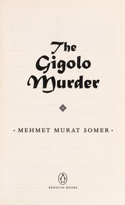 Cover of: The gigolo murder