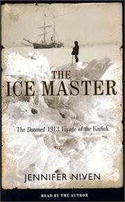 Cover of: The Ice Master |