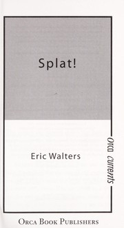 Cover of: Splat!