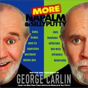 Cover of: More Napalm & Silly Putty: CD