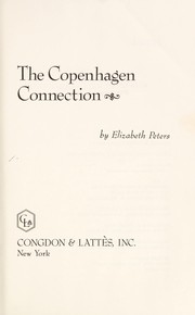 Cover of: The Copenhagen connection