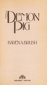 Cover of: The Demon Pig