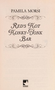 Cover of: Red's Hot Honky-Tonk bar
