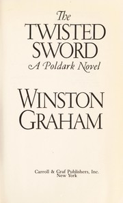 Cover of: The twisted sword | Winston Graham
