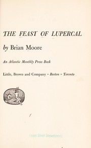 Cover of: The feast of Lupercal