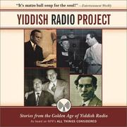 Yiddish Radio Project (Original Radio Broadcast)