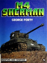 Cover of: M4 Sherman