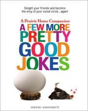 Cover of: A Few More Pretty Good Jokes