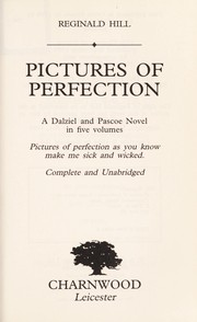 Cover of: Pictures of perfection | Reginald Hill