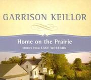 Cover of: Home on the Prairie