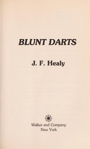 Cover of: Blunt darts