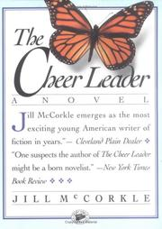 Cover of: The Cheer Leader | Jill McCorkle