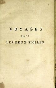 Cover of: Viaggi alle Due Sicilie