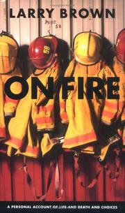 Cover of: On fire