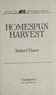 Cover of: Homespun harvest