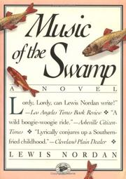 Cover of: Music of the Swamp