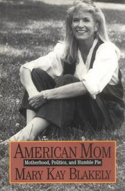 Cover of: American mom