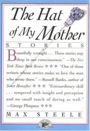 Cover of: The hat of my mother: stories