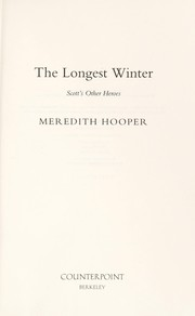 Cover of: The longest winter