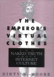 Cover of: The emperor's virtual clothes | Dinty W. Moore