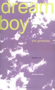 Dream Boy by Jim Grimsley